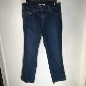 Tommy Hilfiger Straight Legged Jeans A27